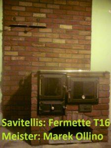 Fermette T16