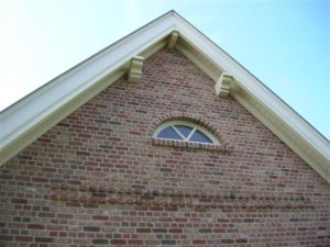 Old Gothic Baekel Brick