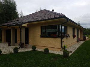 Rimini gelb, genarbt-besandet, Seifert 916 vuugisegu (Tartu)