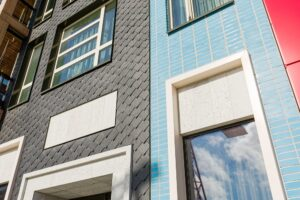 FARO schwarz-nuanciert, glatt DF plaat, Lichtblau 210 plaat (Staapli 4, Tallinn)
